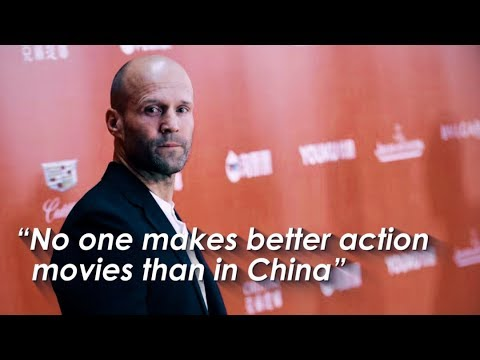 Jason Statham: No one makes better action movies than in China