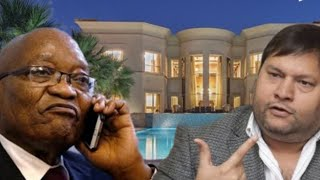 What does Jacob Zuma's R330-Million Dubai Mansion look like (Gupta Email Leaks)