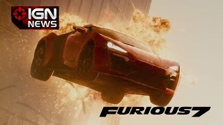 Nonton Furious 7 Skyscraper Car Jump Stunt 'Plausible' - IGN News Film Subtitle Indonesia Streaming Movie Download
