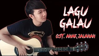 Video (Al Ghazali) Lagu Galau - Nathan Fingerstyle | Guitar Cover & Lirik | OST. Anak Jalanan MP3, 3GP, MP4, WEBM, AVI, FLV November 2017