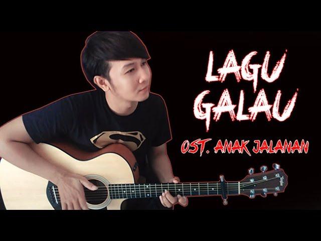 Al Ghazali Lagu Galau Nathan Fingerstyle Guitar Cover
