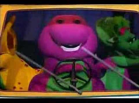 Las Ruedas del Autobús de Barney