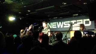 Huey Cam: Newsted - Live At The Red House 04-19-13 Part 3