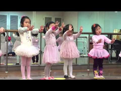 [영어발레] 신나는 댄스 쿠키크럼블~