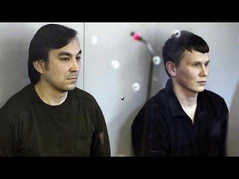 Ουκρανία: Κάθειρξη 14 ετών σε δυο Ρώσους «στρατιώτες»