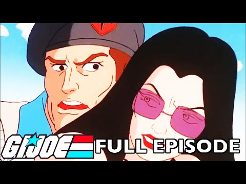 G.I. Joe: A Real American Hero | The Gamemaster | G.I. Joe Full Episodes