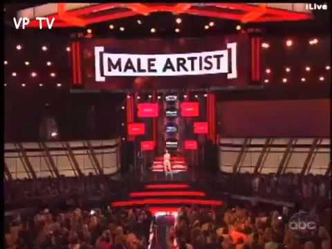 Top Male Artist Billboard Awards 2013