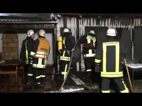 Waldeck: Wohnhausbrand knapp verhindert