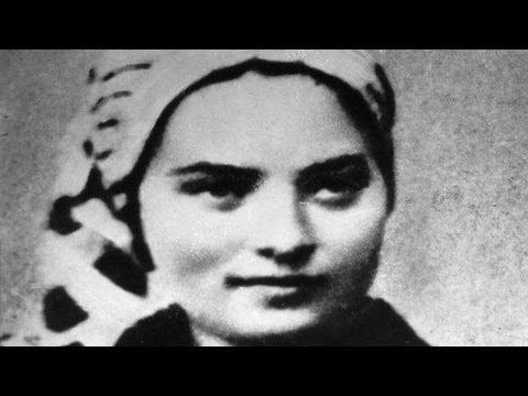 LIFE OF BERNADETTE SAINTE-LOURDES (FRENCH-ENGLISH)