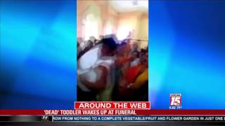 Video 'Dead ' Toddler Wakes Up at Funeral MP3, 3GP, MP4, WEBM, AVI, FLV Mei 2019