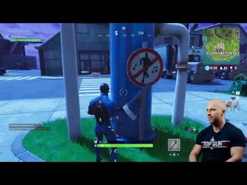 Fortnite: Chattle Royale Ep. 2  - Duck Hunt with Simon Miller