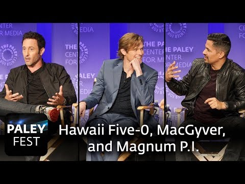 Hawaii Five-0, MacGyver, and Magnum P.I. - Successful Series Formulas, Smart Ladies, and Crossovers