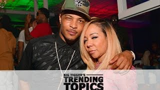 T.I Can't Stay Out Of The Dog House + Fetty's Chain Snatched : The Big Tigger Show