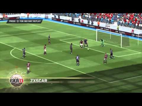 FIFA 13 | Лучшие голы.