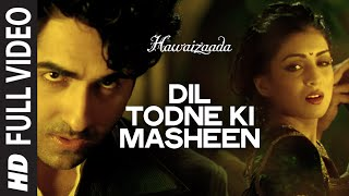 Nonton  Dil Todne Ki Masheen  Full Video Song   Rekha Bhardwaj   Ayushmann Khurrana  Hawaizaada   T Series Film Subtitle Indonesia Streaming Movie Download