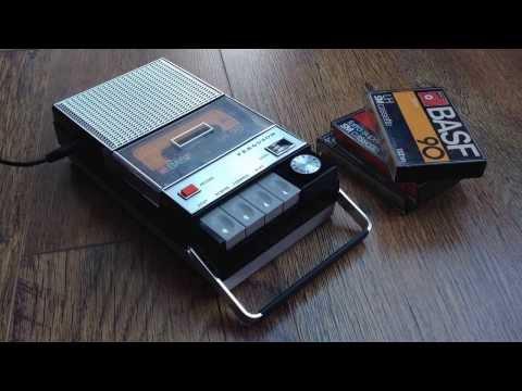 Стар касетофон плейва Spotify