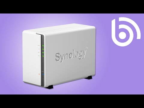Synology Application Package Centre