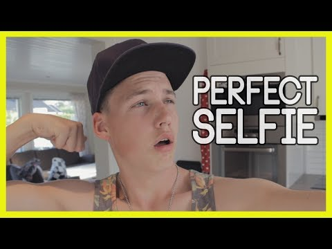 HOW TO TAKE THE PERFECT SELFIE | Philip Geertsen
