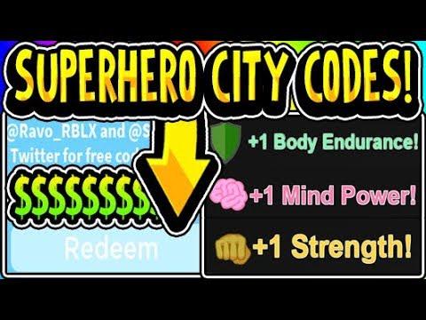 Download All 15 New Superhero City Simulator Codes New Grand Openin