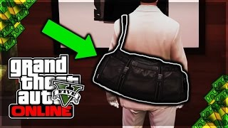 Video GTA5 ONLINE | GLITCH COMMENT AVOIR LE SAC DE BRAQUAGE +  COMMENT LE TRANSFERER EN 1.39 MP3, 3GP, MP4, WEBM, AVI, FLV Oktober 2017