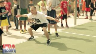 Kids Basketball Association Commercial