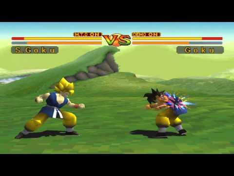 dragon ball z final bout playstation 1