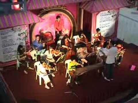 Ai Ning Orchestra at BM Plaza - 金玉满堂