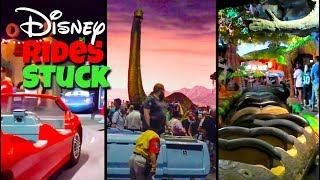 Video Top 10 Disney Ride Break Downs | Stuck on Disney Rides MP3, 3GP, MP4, WEBM, AVI, FLV April 2018