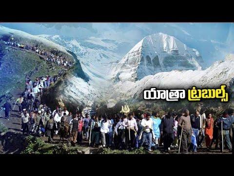 Mansarovar Yatra: 40 Telugu Devotees Struck in Nepal Border