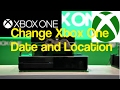 Video for date and time xbox one