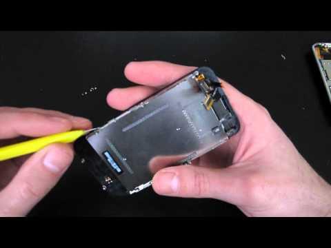 comment regler le tactile de l'iphone