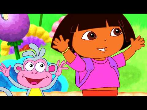 Dora and Boots in Fairytaleland! 🧚 (PC, 2005) - Videogame Longplay