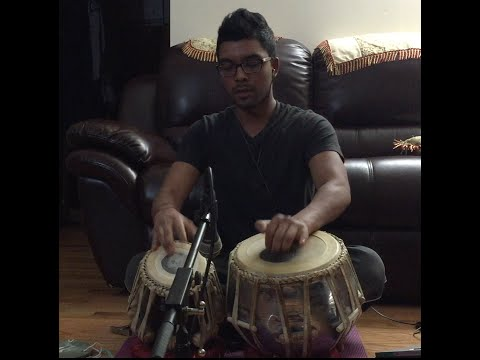 Video Mickey Singh - Galliyan Remix (Moving On) - TABLA COVER download in MP3, 3GP, MP4, WEBM, AVI, FLV January 2017