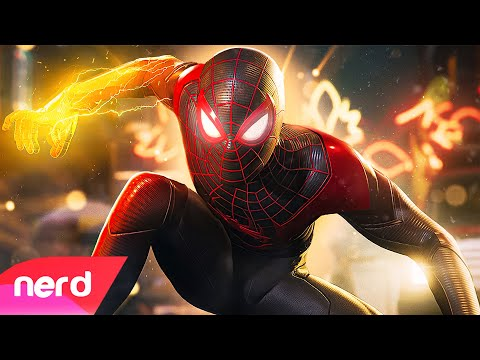 Spider-man: Miles Morales Song | My City Now