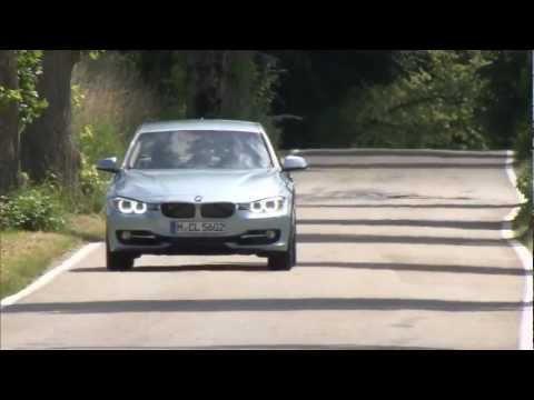 BMW ActiveHybrid 3 – Hybrid Electric Vehicle – 350 HP – 48 MPG