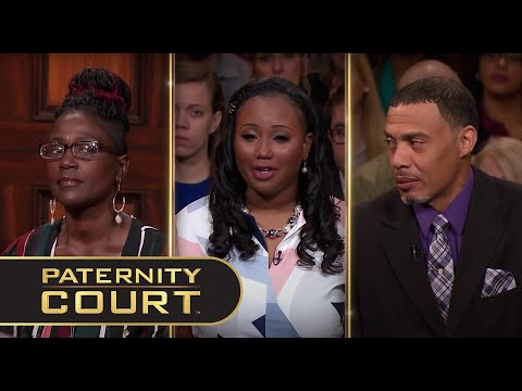 Man Denies Paternity After Fathering Woman For 20 Years (Full Episode) | Paternity Court