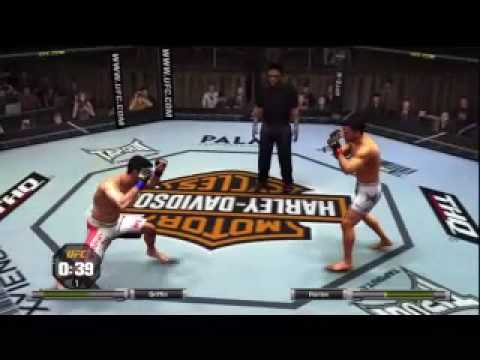 Sherdog Fights – Viper98 vs muay_addict
