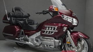 10. 2004  HONDA  GL1800 GOLDWING 1800 W/ABS  - National Powersports Distributors