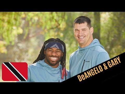 The Amazing Race 32 Leg 1: DeAngelo & Gary (1/2)