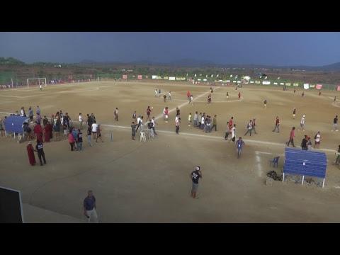 Day - 11 - Semi Finals,  23rd GCMGC Soccer Tournament from Dhondenling Tibetan Settlement, Kollegal