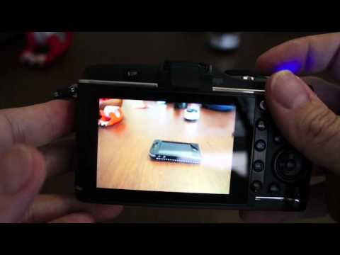 Olympus E-P3 & 12mm f:2 Lens Very 1st look Video!