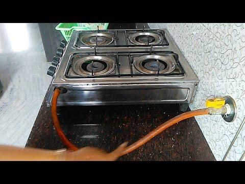 Gas cylinder को करे रसोई से बाहर !! Super Space Saving Kitchen Tip    Safe Underground installation