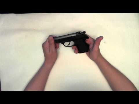 Пистолет Самозарядный Малогабаритный -- ПСМ (индекс ГРАУ 6П37 и 6П23) Часть 1.
