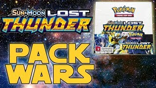 Pokemon Lost Thunder PACK WARS!!! by The Pokémon Evolutionaries