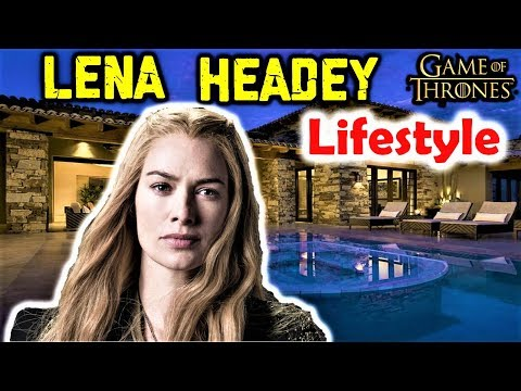 Lena Headey (Cersei Lannister) Lifestyle, Boyfriends, Age, Family, Net Worth, House & Secret Facts