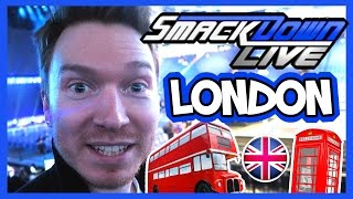 Nonton WWE Smackdown Live in London Experience! Film Subtitle Indonesia Streaming Movie Download