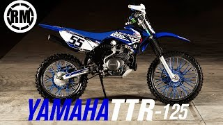 5. Kids Dirt Bike Guide Series | Yamaha TTR 125LE