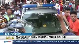 Video Parkir Sembarangan, Mobil Dishub Dikempesi Warga MP3, 3GP, MP4, WEBM, AVI, FLV Juni 2018