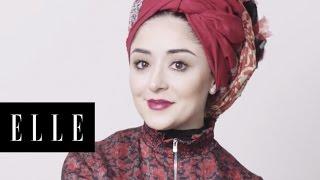Video 4 Muslim Beauty Influencers on Breaking Stereotypes | ELLE MP3, 3GP, MP4, WEBM, AVI, FLV Januari 2018