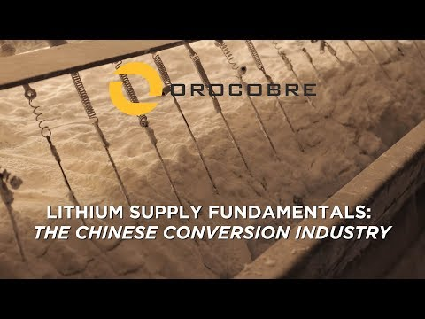 Orocobre Limited – Chinese Conversion Market Analysis
